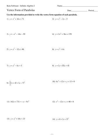 Logarithmic Equations.pdf - Kuta Software