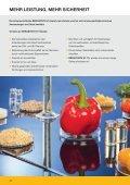 Spezialschmierstoffe für die Lebensmittel- und Pharmaindustrie - Seite 6