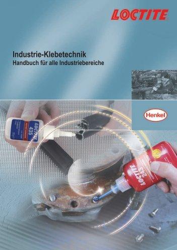 Industrie-Klebetechnik Handbuch für alle Industriebereiche