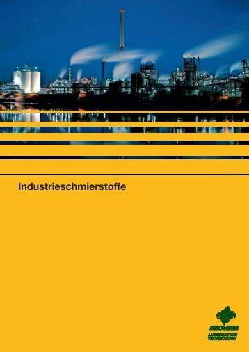 Industrieschmierstoffe - Carl Bechem GmbH