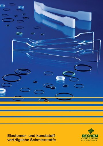 Elastomer - Carl Bechem GmbH