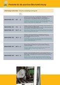 BERUFORM Produkte für die spanlose Blechumformung Lubricants ... - Seite 6