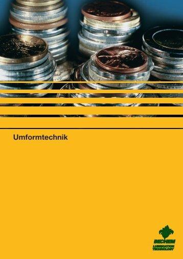 Umformtechnik - Carl Bechem GmbH