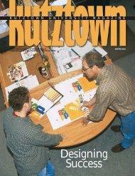 KU Magazine WINTER 02 - Kutztown University
