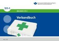 Verbandbuch - Kommunale Unfallversicherung Bayern