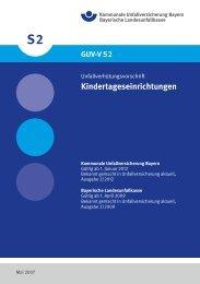 GUV-I 880 - Kommunale Unfallversicherung Bayern