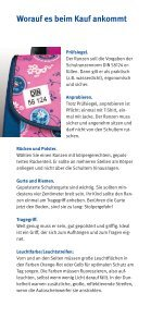 Schulranzen kinderleicht! (DGUV Information 8010) - Seite 3