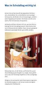 Schulranzen kinderleicht! (DGUV Information 8010) - Seite 4