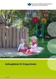Außengelände für Krippenkinder - Kommunale Unfallversicherung ...