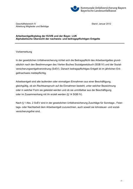 sätzlich nach - Kommunale Unfallversicherung Bayern