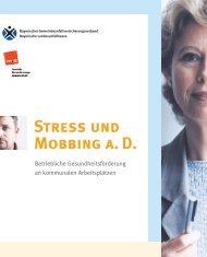 Stress und Mobbing a. D.