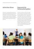 Informationen für Lehrer - Denk an mich. Dein Rücken - Page 6
