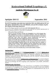 Nr 10 - Kreisverband Fußball Erzgebirge