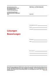 Serie 5/6 - Kaufmännische Ausbildung Schweiz