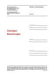 Serie 6/6 - Kaufmännische Ausbildung Schweiz