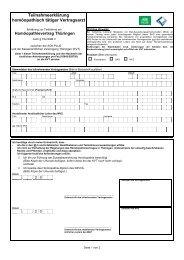 Anlage 1 - Teilnahmeerklärung für Ärzte184 KB - Kassenärztliche ...