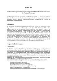 Richtlinie JAS18 KB - Kassenärztliche Vereinigung Thüringen