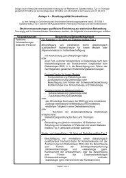 Anlage 4 – Strukturqualität Krankenhaus – - Kassenärztliche ...