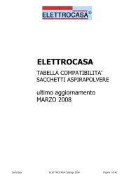 10 SACCHI BUSTE PANASONIC MC G 678 SC 79//MC E 7113