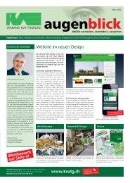 Ausgabe März 2012 - beim Verband KVA Thurgau