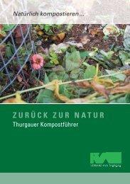 Natürlich kompostieren - beim Verband KVA Thurgau