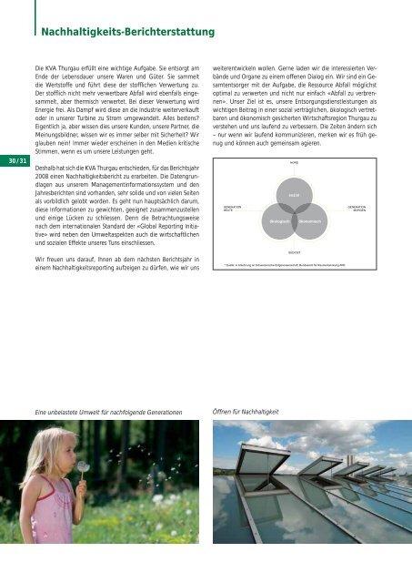 Ausgabe 2007 - beim Verband KVA Thurgau