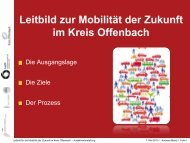 Präsentation Andreas Maatz (kvgOF)