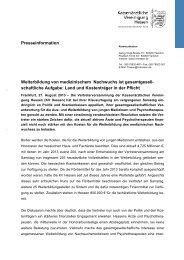 ReSo PM VV Weiterbildung - Kassenärztliche Vereinigung Hessen