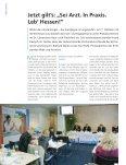 Auf den Punkt Ausgabe 6-2013 - Kassenärztliche Vereinigung Hessen - Seite 6