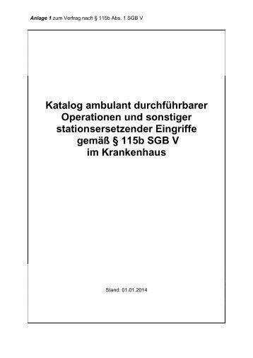 AOP-Katalog 2014 - Kassenärztliche Vereinigung Hessen