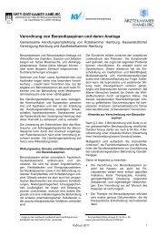 Verordnung von Benzodiazepinen und deren Analoga - KVHH