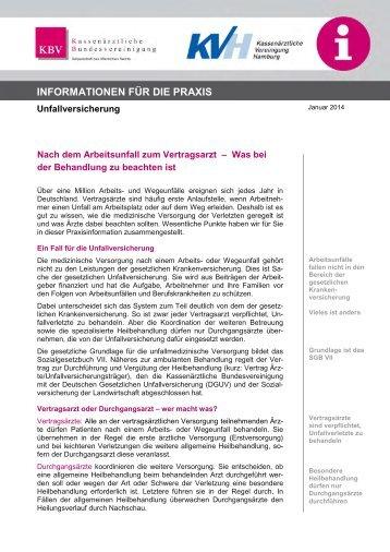 Praxisinformation - KVHH