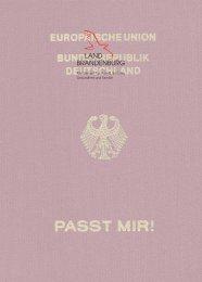 Informationsbroschüre des Bundesamtes für Migration und Flüchtlinge