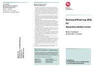 211194_Basisqualifizierung für Sprachkursleiter_2011