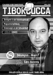 Iskolaújság (Tiborcucca) 2010 április
