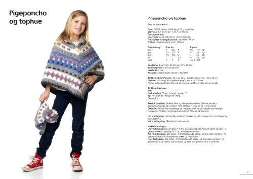 Pigeponcho og tophue Pigeponcho og tophue - Kvickly