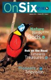 Nature Birds of the Gods - KVIE Public Television