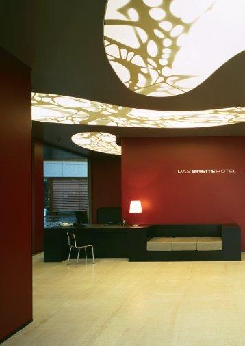 Broschüre von Eric Bertels, Pro Infirmis (7.40 MB - Das Breite Hotel