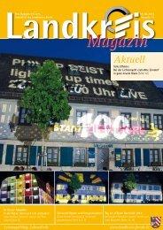 Herunterladen. - Das Landkreismagazin Landkreis Fürth