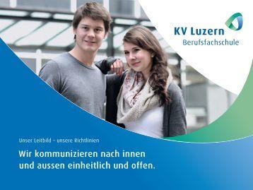 Leitbild Mai 2013.pdf - KV Luzern