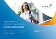 Detailbroschüre Personalassistent/in - KV Bildungsgruppe Schweiz