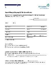 Anmeldung KV Erwachsene Schuljahr 2013_14.dotx - KV Luzern