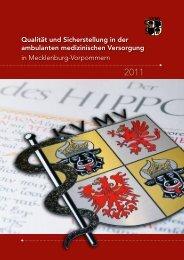 3,8 MB - Kassenärztliche Vereinigung Mecklenburg-Vorpommern