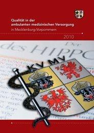 1,3 MB - Kassenärztliche Vereinigung Mecklenburg-Vorpommern