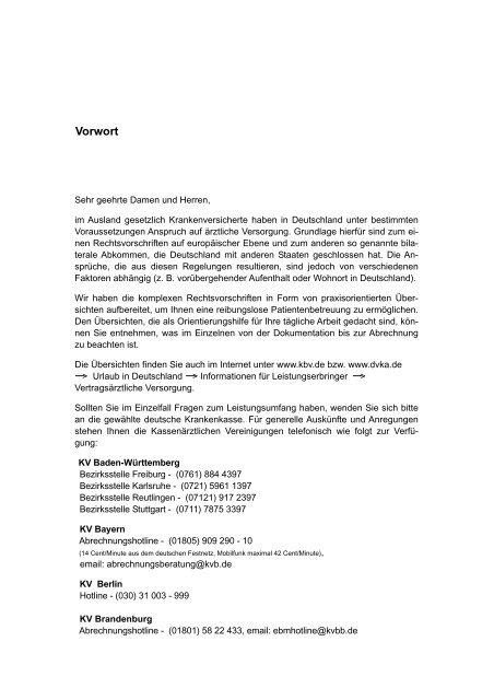 269 kB - Kassenärztliche Vereinigung Mecklenburg-Vorpommern
