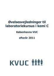 Københavns VUC, Vognmagergade 8, 1120 København K - KVUC