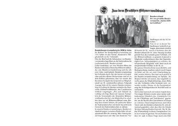 Dr. - Deutscher Böhmerwaldbund eV