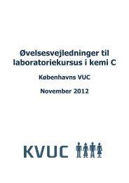Københavns VUC Vognmagergade 8, 1120 København K 2. - KVUC
