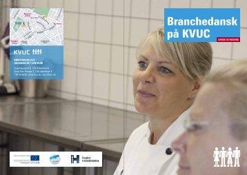 Branchedansk på KVUC