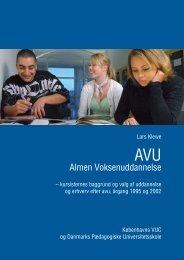 Læs rapporten (pdf) - KVUC